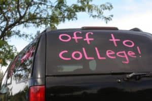 Off-to-college